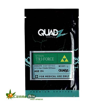 cannabis fast express tri force shatter