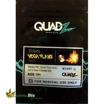 Best yoga flame shatter cannabis fast express