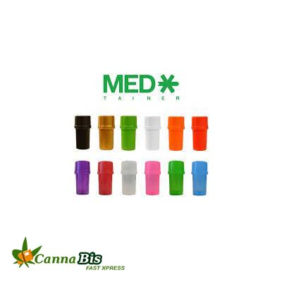 Cannabis fast express medtainer grinder