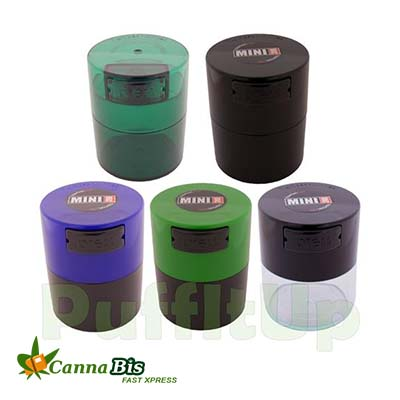 Marijuana container tightvac canada