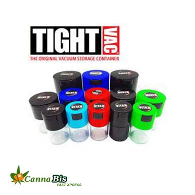 canada marijuana tight vac container